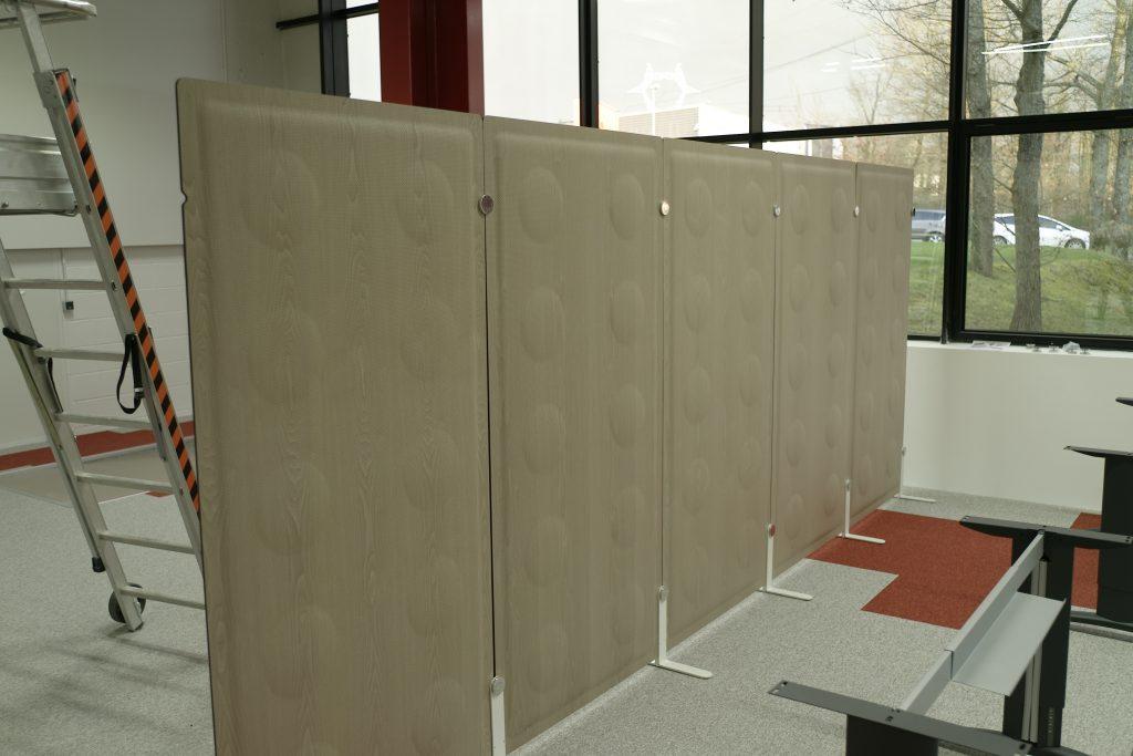 Panneaux acoustiques amovibles sur mesure chez LT-Acoustics