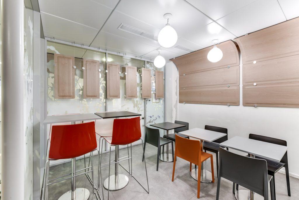 panneaux muraux pour isolation phonique dans des bureaux partagés dp acoustique