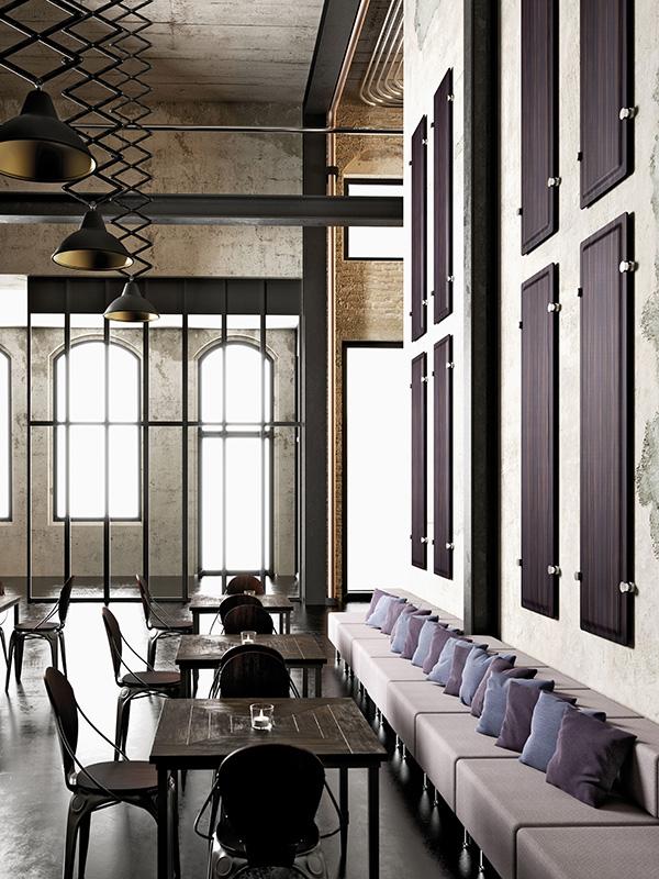 Isolation acoustique restaurant sur mesure