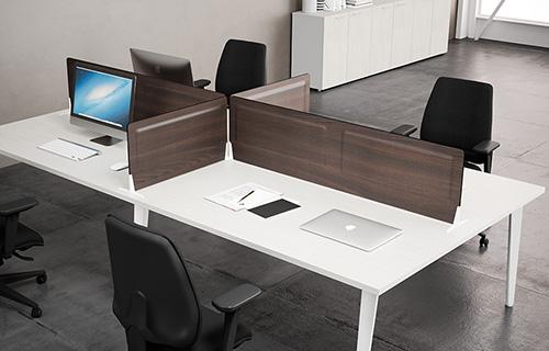 Ecran acoustique pour bureau Desk System | DP Acoustique